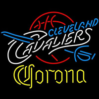 Corona Cleveland Cavaliers NBA Beer Sign Neon Sign