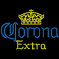 Corona E tra Crown Beer Sign Neon Sign