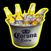 Corona E tra On Ice Beer Sign Neon Sign