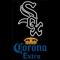 Corona Extra Chicago White Sox Beer Sign Neon Sign