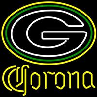 Corona Green Bay Packers NFL Neon Sign x Neon Sign