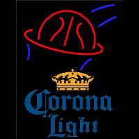 Corona Light Basketball Beer Sign Neon Sign