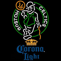Corona Light Boston Celtics NBA Beer Sign Neon Sign