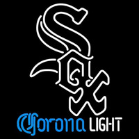 Corona Light Chicago White Sox Beer Sign Neon Sign