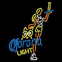 Corona Light Hooters Girls With Bottle Beer Sign Neon Sign