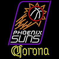 Corona Phoenix Suns NBA Beer Sign Neon Sign