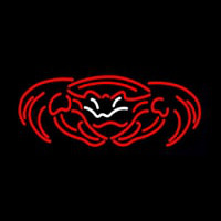 Crab Neon Sign