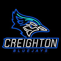 Creighton Bluejays Alternate 2013 Pres Logo NCAA Neon Sign Neon Sign