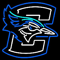 Creighton Bluejays Primary 2013 Pres Logo NCAA Neon Sign Neon Sign