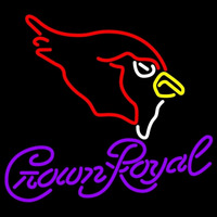 Crown Royal Arizona Cardinals NFL Neon Sign Neon Sign