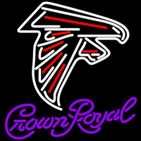Crown Royal Atlanta Falcons NFL Neon Sign Neon Sign