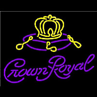 Crown Royal Beer Sign Neon Sign
