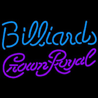 Crown Royal Billiards Te t Pool Beer Sign Neon Sign