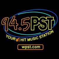 Custom 94 5 Pst Music Station Neon Sign