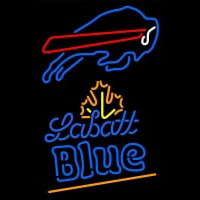 Custom Buffalo Bills Labatt Logo Neon Sign Neon Sign