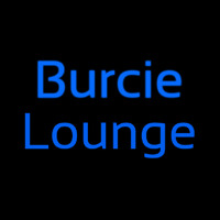 Custom Burcie Lounge Neon Sign
