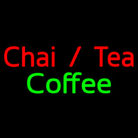 Custom Chai Tea Coffee 1 Neon Sign
