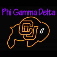 Custom Colorado Buffaloes Phi Gamma Delta Neon Sign Neon Sign