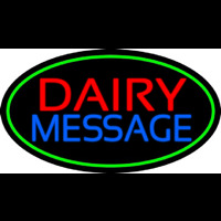 Custom Dairy Neon Sign