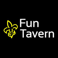 Custom Fun Tavern Logo 1 Neon Sign