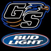 Custom Georgia Southern Eagles Bud Light Neon Sign 1 Neon Sign