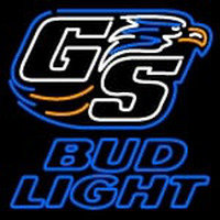 Custom Georgia Southern Eagles Bud Light Neon Sign 3 Neon Sign
