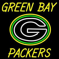 Custom Green Bay Packers Logo Neon Sign Neon Sign
