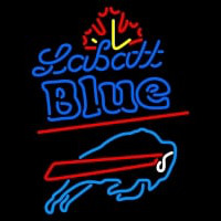 Custom Labatt Blue Buffalo Bills Neon Sign Neon Sign
