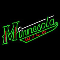Custom Minnesota Wild Neon Sign Neon Sign