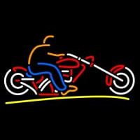 Custom Motorcycle Neon Sign