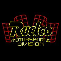 Custom Ruelco Motorsport Division Neon Sign
