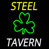 Custom Steel Tavern 3 Neon Sign