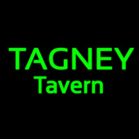 Custom Tagney Tavern 1 Neon Sign