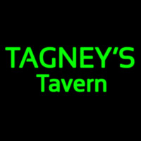 Custom Tagney Tavern 10 Neon Sign