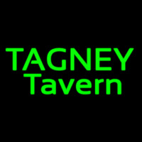 Custom Tagney Tavern 3 Neon Sign