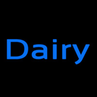 Dairy Neon Sign