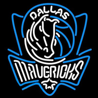 Dallas Mavericks NBA Neon Sign Neon Sign