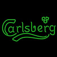 Danish Carlsberg Beer Neon Sign