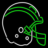 Dartmouth Big Green Helmet 0 Pres Logo NCAA Neon Sign Neon Sign