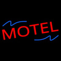 Decorative Motel Neon Sign