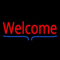 Decorative Welcome Bar Neon Sign