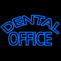 Dental Office Neon Sign