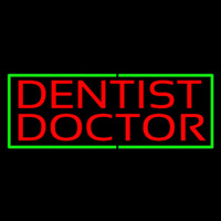 Dentist Doctor Neon Sign