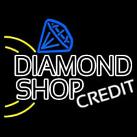 Diamond Shop Neon Sign