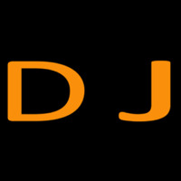 Dj Orange 1 Neon Sign