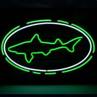 Dogfish Head Neon Sign