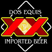 Dos Equis Beer Sign Neon Sign