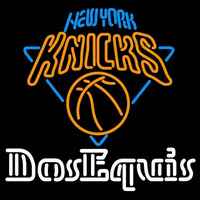 Dos Equis New York Knicks Beer Sign Neon Sign