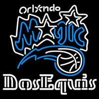 Dos Equis Orlando Magic NBA Beer Sign Neon Sign