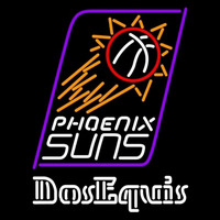 Dos Equis Phoenix Suns NBA Beer Sign Neon Sign